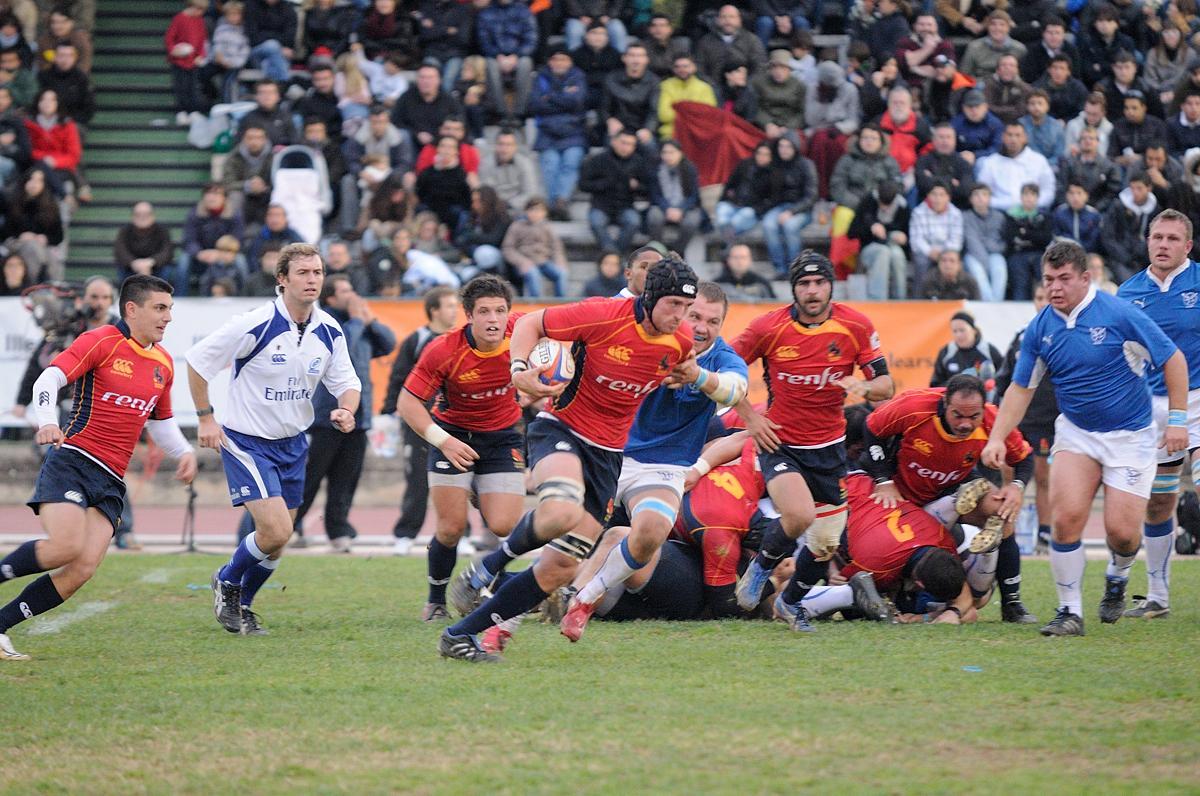 Las funciones del flanker | El rugby y su entrenamiento