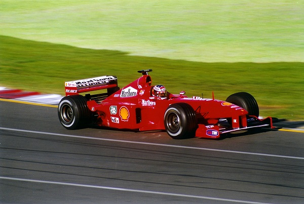 Ferrari F399. 1999. Michael Schumacher