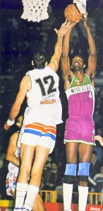 Ralph Sampson Unicaja