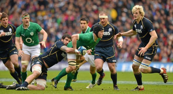 Scotland v Ireland - RBS Six Nations Rugby Championship